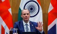 Britische Regierung sucht nach Handelsabkommen mit Ländern im indopazifischen Raum