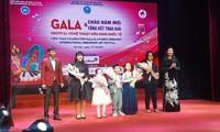 Auszeichnungsfeier des internationalen freundschaftlichen Kunstfestivals