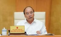 Premierminister Nguyen Xuan Phuc schickt Telegramm über die Vorbeugung und Bekämpfung der Covid-19-Epidemie