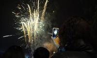 """Hanoi veranstaltet """"Countdown"""" zur Begrüßung des Neujahrs 2021"""