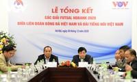 VOV, VFF und HDBank wollen die Position von Futsal Vietnams in der Welt verbessern