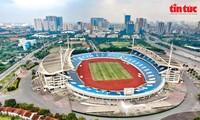 Hanoi wird die Anlage für die Veranstaltung von SEA Games 31 vor Ende September fertigstellen