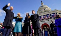 Vereidigung: US-Präsident Joe Biden sendet Botschaft zur Solidarität