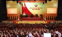 Internationale Medien berichten über den 13. Parteitag in Vietnam