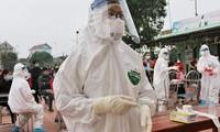 45 weitere Covid-19-Infektionsfälle in der Gemeinschaft in Vietnam gemeldet