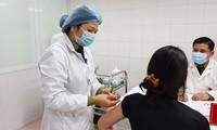 """Abschluss des Tests der 1. Phase der Covid-19-Impfstoffe """"Nano Covax"""""""