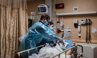 Mehr als 111,6 Millionen Infizierte von Virus SARS-CoV-2 in der Welt