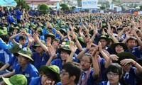 """Kampagne """"90.000 Arbeitsplätze für vietnamesische Jugendliche"""""""