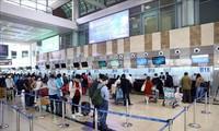 Die Wiederaufnahme der Aktivitäten der Luftfahrt und des Tourismus soll die Epidemie-Bekämpfung garantieren