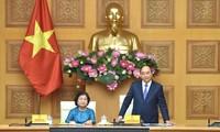 Premierminister Nguyen Xuan Phuc lobt die effektive Aktivität des Stipendienfonds Vu A Dinh
