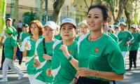 Fast 5000 Menschen nehmen am Olympischen Laufwettbewerb 2021 teil