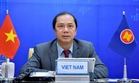 28. Online-Seminar zwischen der ASEAN und Neuseeland