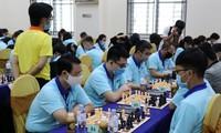 Eröffnung der nationalen Schachmeisterschaft LienVietPostbank 2021