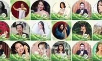 """Konzert zur Bildung der Stiftung """"Für eine Million Bambus Vietnams"""" in Mu Cang Chai"""