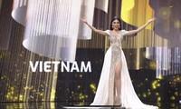 Ngoc Thao nimmt am Halbfinal von Miss Grand International teil