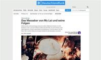 Deutscher Historiker bezeichnet das Massaker von My Lai als ein Kriegsverbrechen