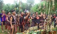"""Wiederbelebung des Rituals """"Dorf in Festen"""" der Volksgruppen im Hochland Tay Nguyen"""