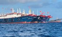 Philippinen warnen vor Unruhe durch chinesische Aktionen im Ostmeer