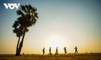 Tay Ninh: Erster Marathonlauf zur Entdeckung des Bergs Ba Den
