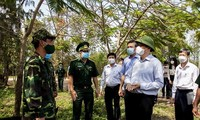 Kien Giang verstärkt Maßnahmen zur Bekämpfung der Covid-19-Epidemie in Grenzgebieten