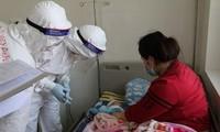 Zentralkrankenhäuser führen die Distanzierung durch und verstärken Covid-19-Tests