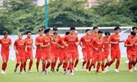   Honda Vietnam unterstützt weiterhin für Fußballnationalmannschaften Vietnams