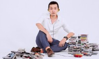 "Junger Schriftsteller Nguyen Minh Ngoc stellt sein Buch ""Alt"" vor"