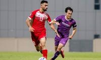 Unentschiedenes Freundschaftsspiel zwischen Vietnam und Jordanien