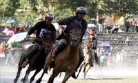 Pferderennen in Bac Ha wird zum nationalen immateriellen Kulturerbe gekürt