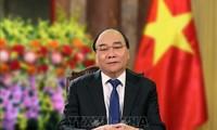 Staatspräsident Nguyen Xuan Phuc schickt Glückwunschbrief zum 70. Jahrestag der Logistik-Akademie