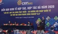 Das Forum für kooperative Wirtschaft und Genossenschaft wird im dritten Quartal 2021 stattfinden
