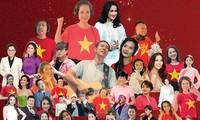 50 Künstler singen zur Ermutigung der Kräfte bei Covid-19-Bekämpfung