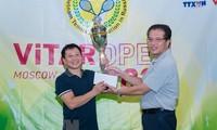 Tennisturnier ViTAR-Sommer 2021 der Vietnamesen in Russland