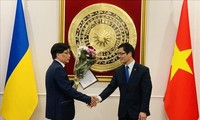 Eröffnung des vietnamesischen Honorarkonsularbüros in der ukrainischen Stadt Odessa