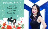 """Schriftstellerin Duong Thuy stellt ihr Buch """"Liebe mich mit deinen Augen, halte mich mit deinem Herzen"""" vor"""