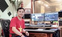 Komponist Xuan Tri präsentiert Musikvideo zur Ermutigung der Bevölkerung bei Covid-19-Bekämpfung