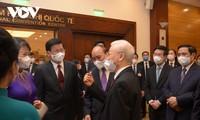 KPV-Generalsekretär Nguyen Phu Trong: Bewahrung und Verbesserung der Sonderbeziehungen zwischen Vietnam und Laos