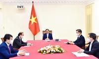 Weitere Verstärkung der besonderen traditionellen Freundschaft und Zusammenarbeit zwischen Vietnam und Kuba