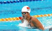 Schwimmerin Nguyen Thi Anh Vien wird zur Teilnahme an Olympischen Spielen in Tokio eingeladen