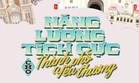 Covid-19: 1000 Prominente verbreiten positive Energie für Ho Chi Minh Stadt