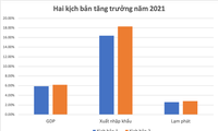 Vietnamesische Wirtschaft im ersten Halbjahr 2021: Reform zur Erholung des nachhaltigen Wachstums