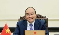 Staatspräsident Nguyen Xuan Phuc leitet die dritte Sitzung des Verteidigungs- und Sicherheitsrates