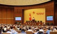 Das Parlament billigt die Regierungsstruktur der Amtsperiode 2021-2026