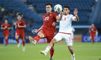 Schwankung in Gruppe der U23-Fußballmannschaft Vietnams in Vorrunde der Asiatischen Fußballmeisterschaft