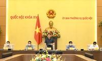 Ständiger Parlamentsausschuss tagt über den Beschluss Nr. 30 der Regierung