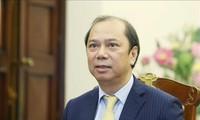 Vietnam nimmt am AMM-54 mit vielen Initiativen teil