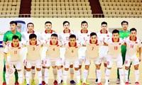 Vietnams Futsal-Mannschaft strebt sich nach dem Achtelfinale der Futsal-Weltmeisterschaft 2021