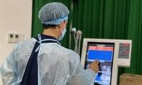 200 Beatmungsgeräte aus Deutschland in Ho Chi Minh Stadt eingetroffen