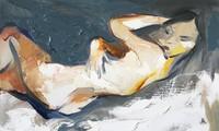 Versteigerung von Bildern bekannter Maler zum Kauf von Betten für Lazaretten
