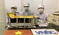 Vietnamesischer Satellit Nano Dragon wird am 1. Oktober 2021 ins All geschickt